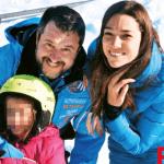 Attimi di terrore per la fidanzata di Salvini: Francesca Ver