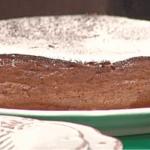 Ricette Geo, la cheesecake fondente di stracchino e ricotta di Anna Maria Pellegrino