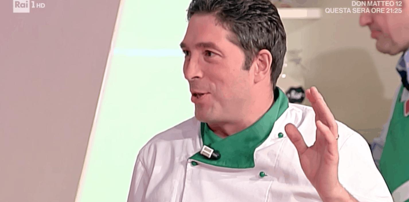 La prova del cuoco, la dichiarazione d'amore di Yuri Rizzo a sua moglie Simona (Foto)