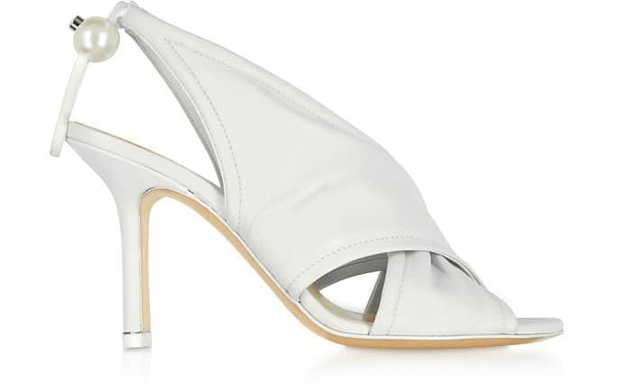 scarpe da sposa tendenze 2020