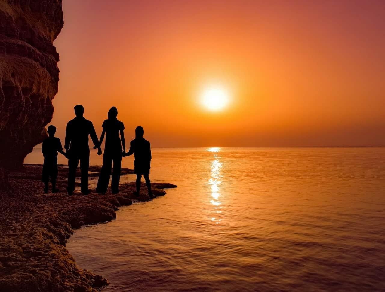 pasqua 2020, vacanze famiglia