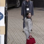 Georgina Rodriguez beccata a Sanremo per le prime prove del
