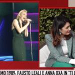 Fausto Leali fa un appello ad Anna Oxa, a Storie Italiane si scopre che è successo qualcosa (Foto)