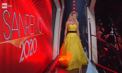 look diletta leotta sanremo 2020