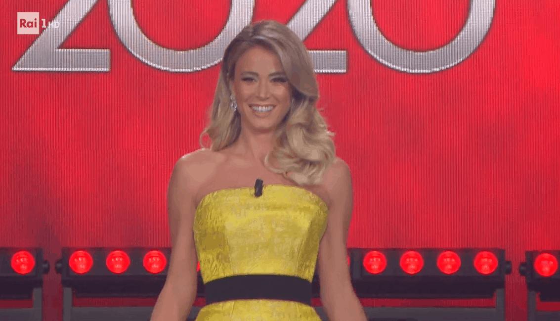 Diletta Leotta sceglie Etro per Sanremo 2020, Rula Jebreal invece in Giorgio Armani (FOTO)