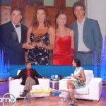 Blas Roca Rey, l'ex marito di Amanda Sandrelli a Vieni da me poco carino con gli ex suoceri (Foto)
