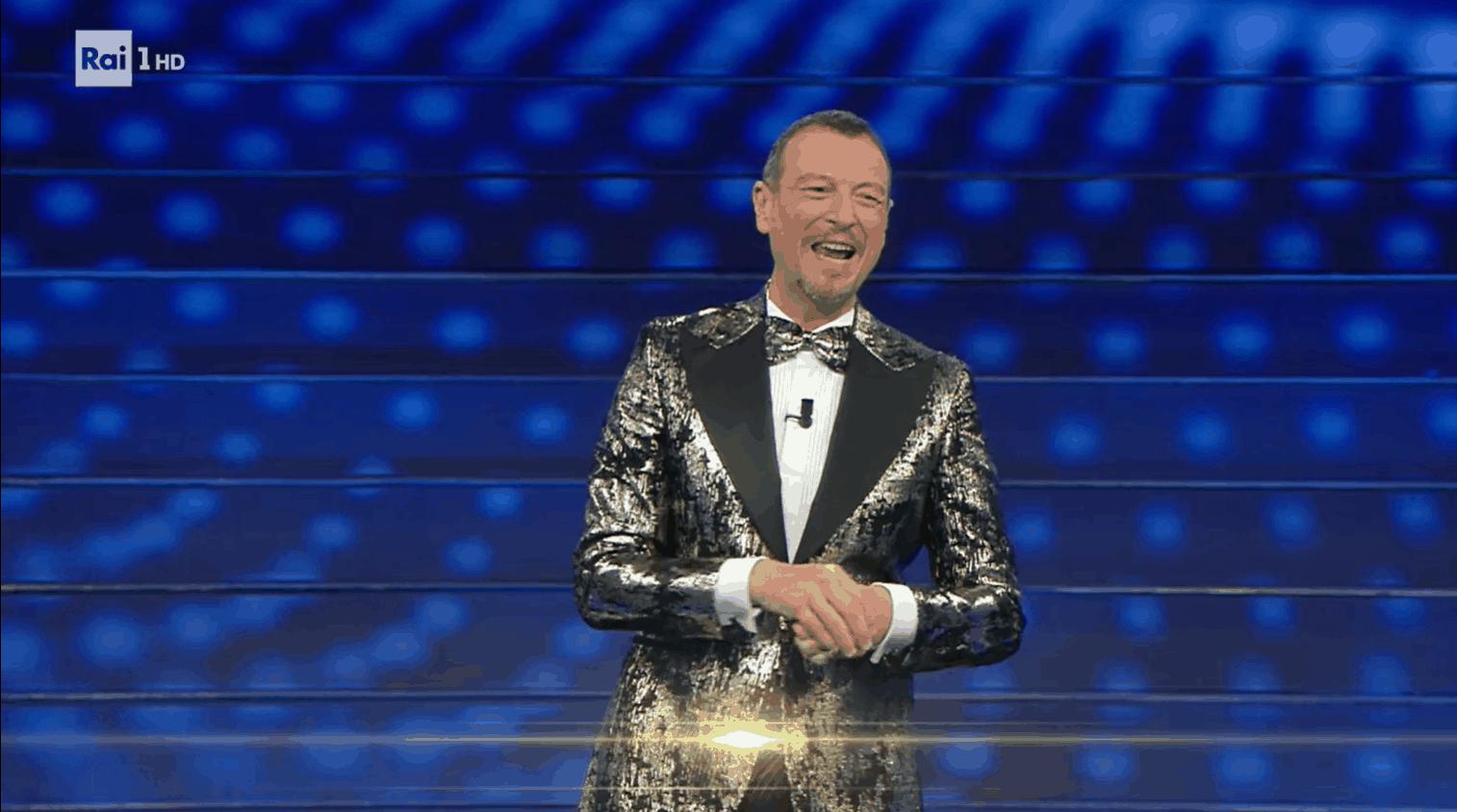 Ascolti tv Sanremo quarta serata 7 febbraio: si va a caccia del quarto 50% di share