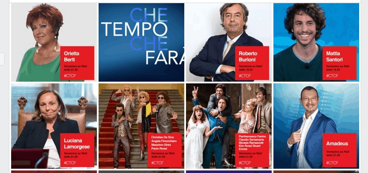 Che tempo che fa, a tutto Sanremo anche da Fabio Fazio: gli ospiti del 9 febbraio 2020