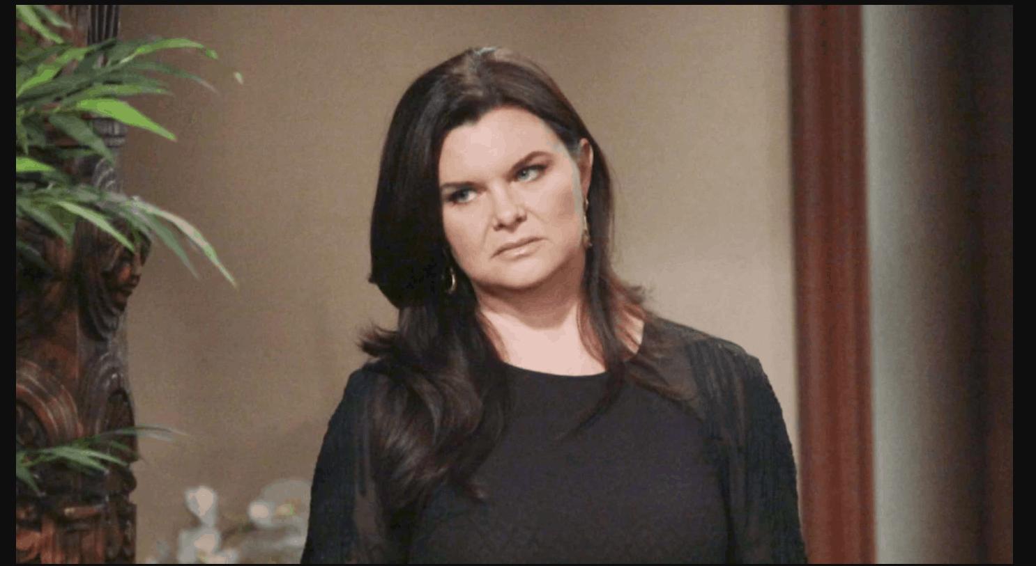 Beautiful anticipazioni: notizia choc per Katie, Flo pronta a spifferare tutto