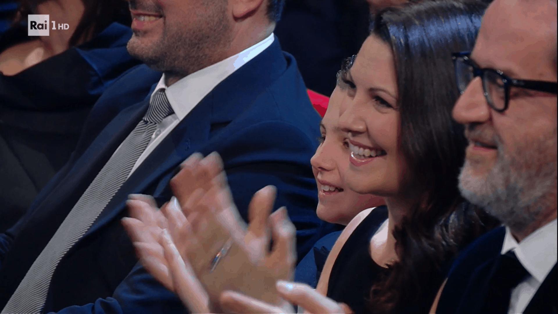 Il piccolo Josè eroe e mito per il pubblico di Sanremo 2020: il figlio di Amadeus conquista tutti