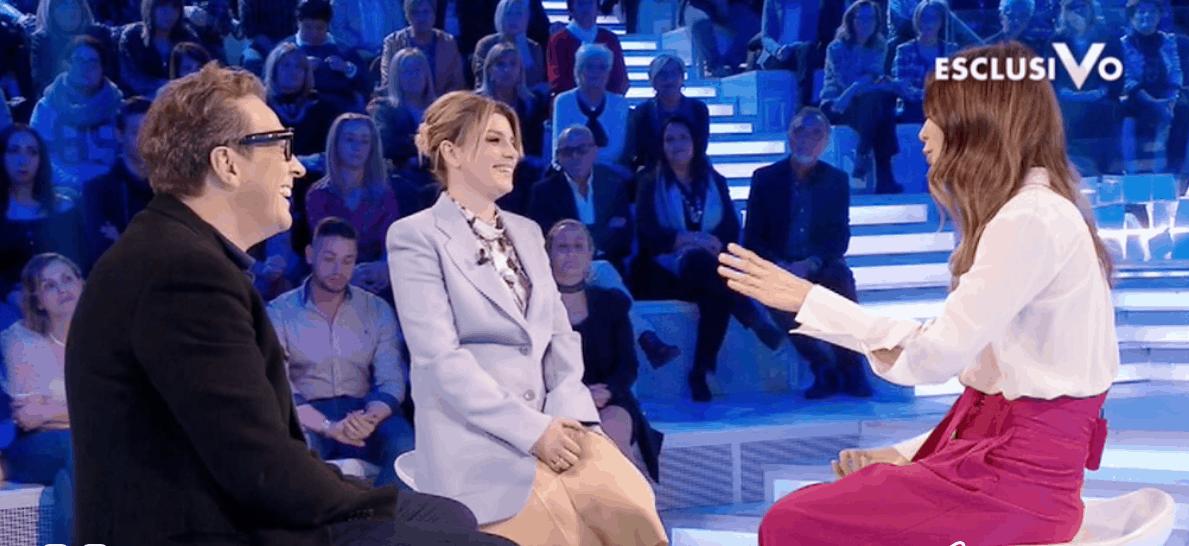 Per Emma Marrone standing ovation a Verissimo, è un'attrice piena di talento (Foto)