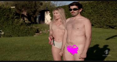 mazzoni e angelica nudi