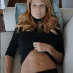 Jane Alexander è incinta? A 47 anni secondo figlio per l'ex