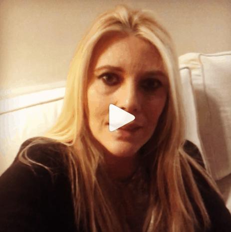 Eleonora Daniele col pancione e nervi saldi continua le sue dirette per Storie Italiane (Foto)