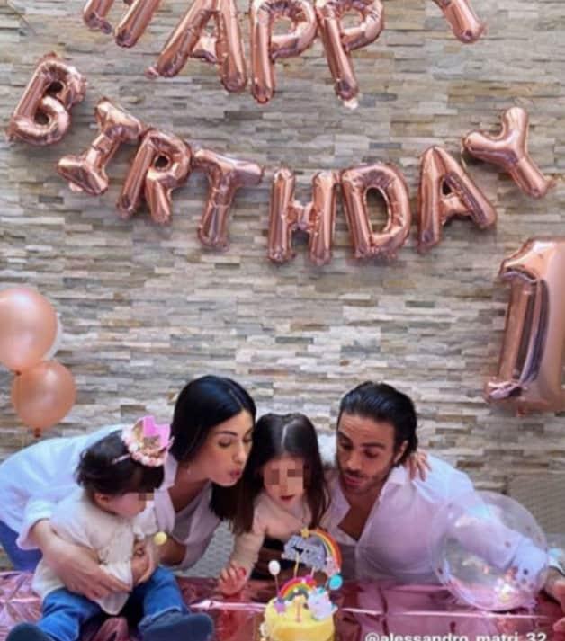 Federica Nargi piena di speranza festeggia il compleanno della piccola Beatrice (foto)