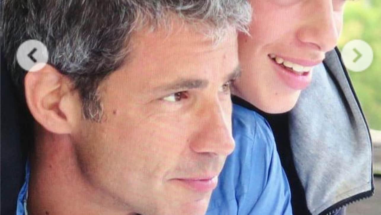 Alessia Marcuzzi fa gli auguri ai papà della sua vita, quelli dei suoi figli e non solo (Foto)