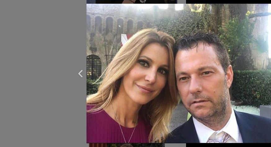 Lutto per Adriana Volpe: dopo l'abbandono al GF VIP il parente malato sarebbe morto
