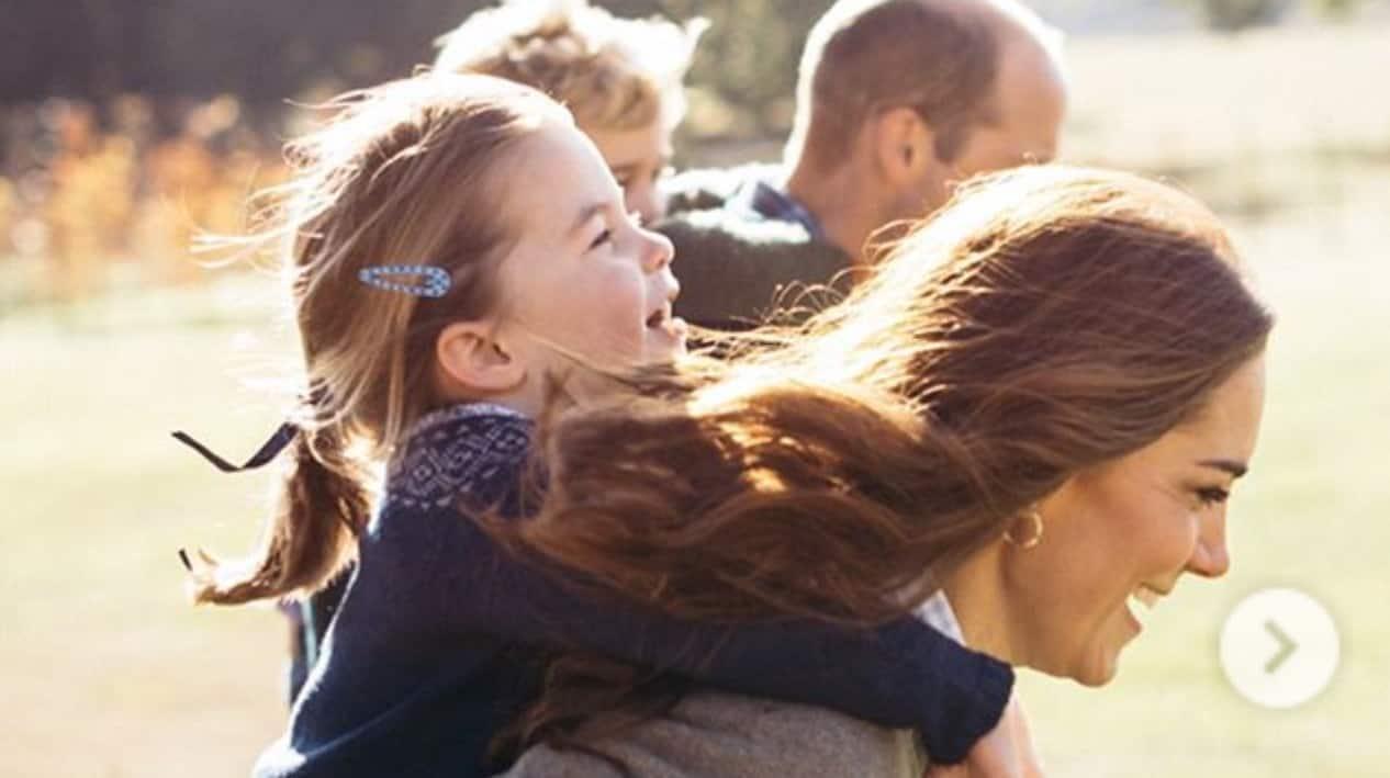 Kate Middleton il messaggio alle mamme e condivide le foto mai viste (Foto)