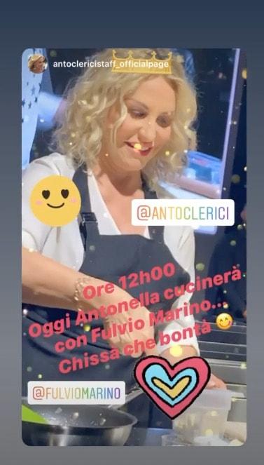 Deliziosa la figlia di Antonella Clerici diventa anche estetista e si torna a cucinare (Foto)