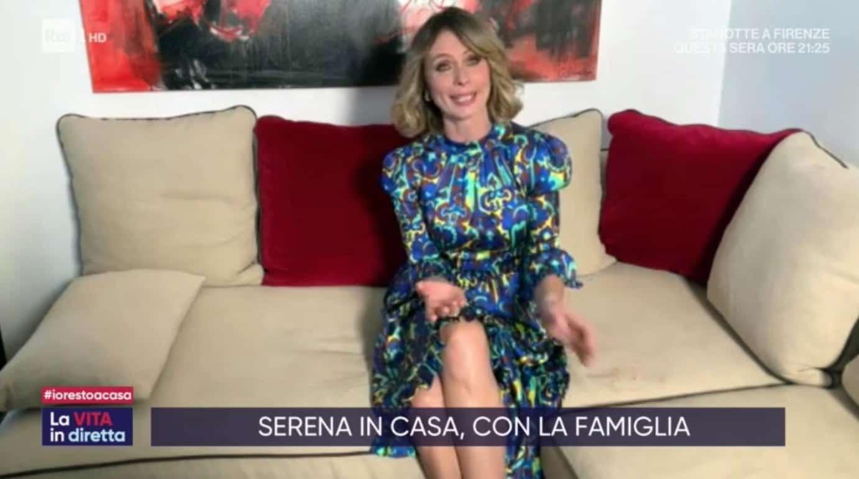 Serena Autieri sta sistemando tutta casa, dalla camera della figlia ai cassetti (Foto)