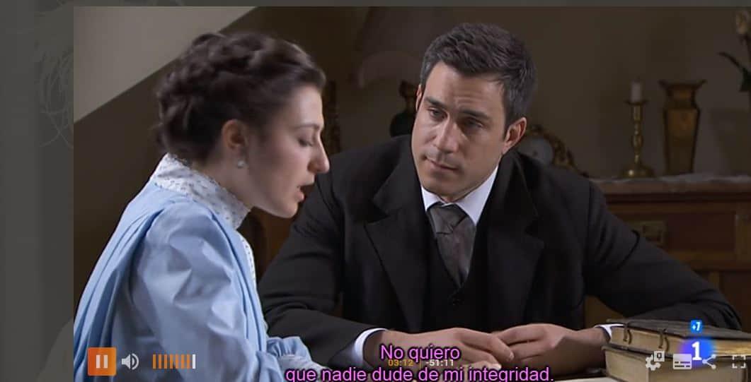 Una vita anticipazioni: Ramon esplode contro Celia, Telmo e Lucia pronti alle nozze