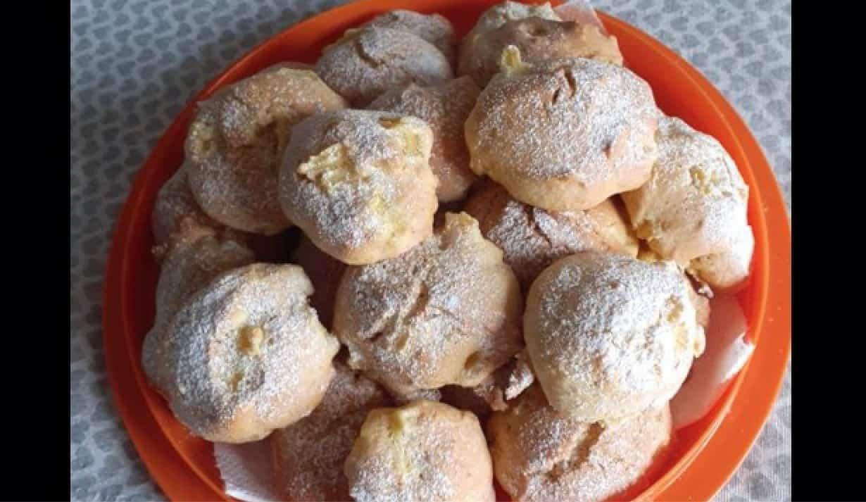 La ricetta dei biscotti di morbidi alle mele, dolcetti perfetti