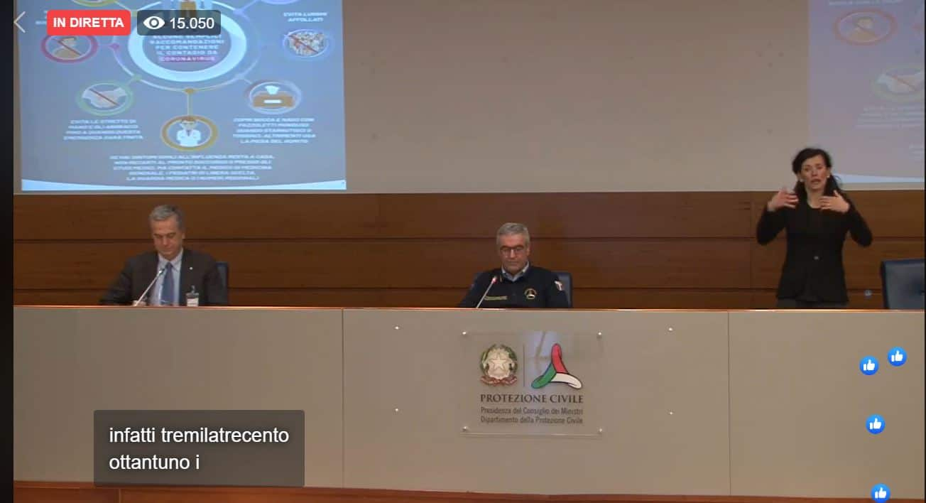 Coronavirus bollettino dell'11 aprile 2020: sono 619 i nuovi decessi, in Lombardia contagi tornano a salire
