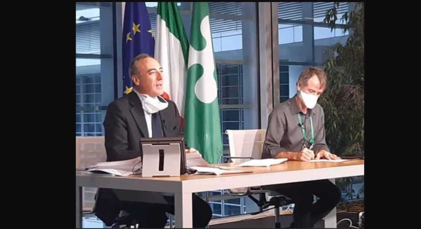 """Coronavirus in Lombardia- 241 morti, oltre 1000 nuovi casi ma Gallera è deciso: """"l'elemento di carattere sanitario da domani perde attenzione"""""""