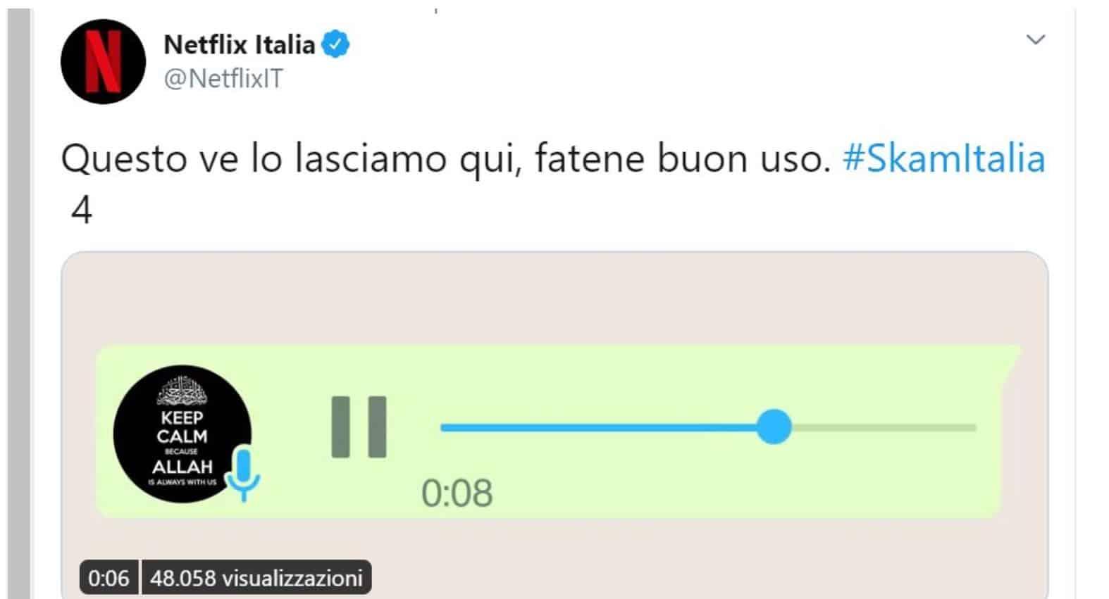 Skam Italia 4 in uscita: Netflix pubblica il primo teaser e i fans iniziano il conto alla rovescia