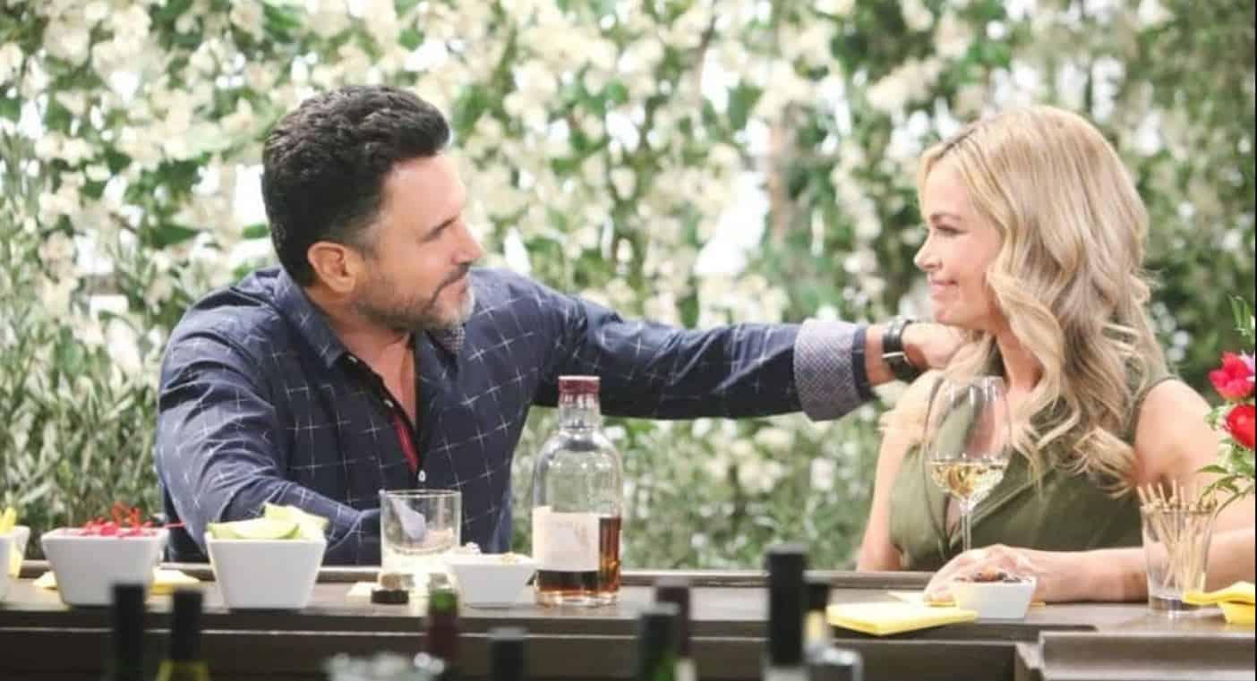 Beautiful torna lunedì le anticipazioni: Katie rifiuta Bill, lui si consola con un'altra