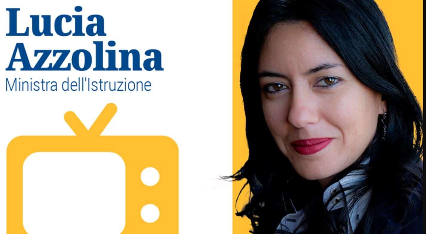 La Ministra Azzolina spiega come sarà la scuola da settembre: ipotesi didattica mista