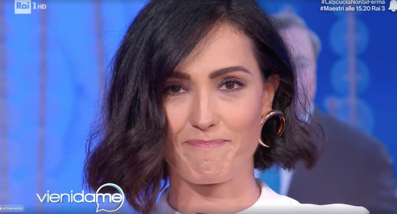 L'emozione di Caterina Balivo, la forza di tornare: Vieni da me è il suo posto giusto