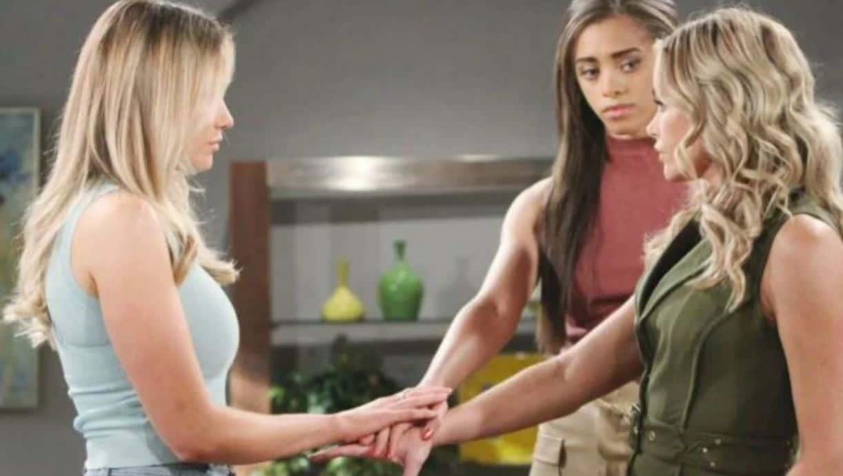 Beautiful anticipazioni: Shauna e Zoe si alleano, Flo non sa cosa fare