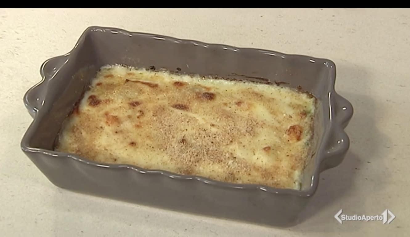 Ricette Cotto e Mangiato, facciamo la torta di verdure e formaggi