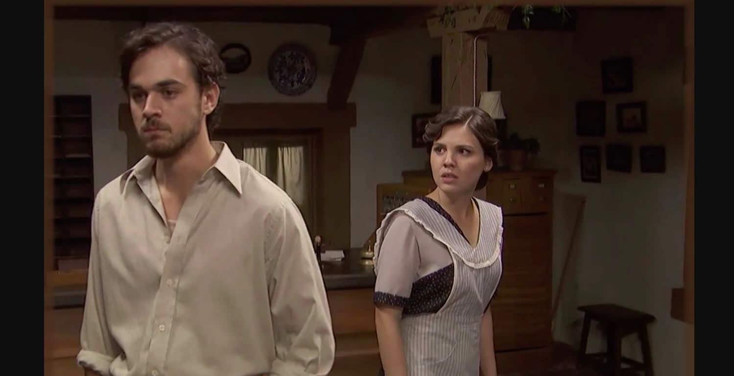 Il segreto anticipazioni: Marcela trova una pistola, Adolfo e Rosa rischiano grosso