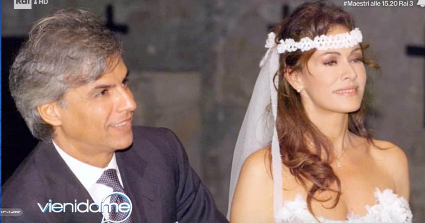 Vieni da me: Elena Sofia Ricci nel giorno del matrimonio, una sposa meravigliosa (Foto)