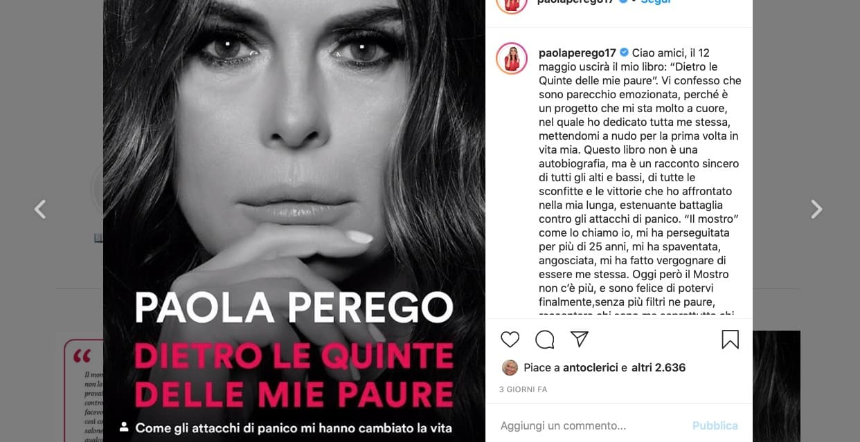 """Paola Perego: """"Provai a rompermi un braccio"""", i suoi anni terribili in un libro (Foto)"""