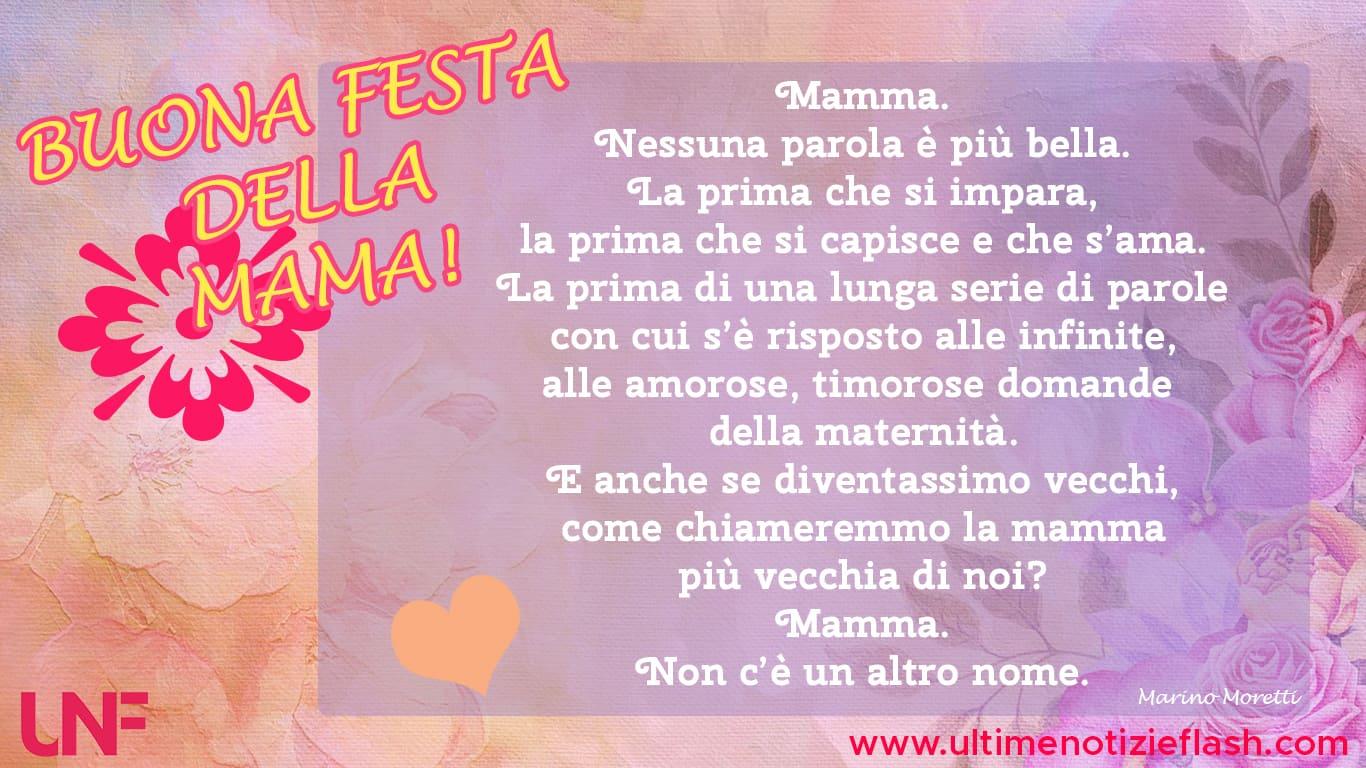 Auguri festa della mamma: 8 immagini dolcissime da inviare su Whatsapp e Facebook
