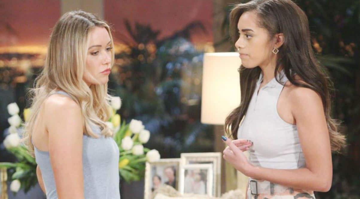 Beautiful anticipazioni: Hope e Flo insieme, la verità su  Beth si allontana