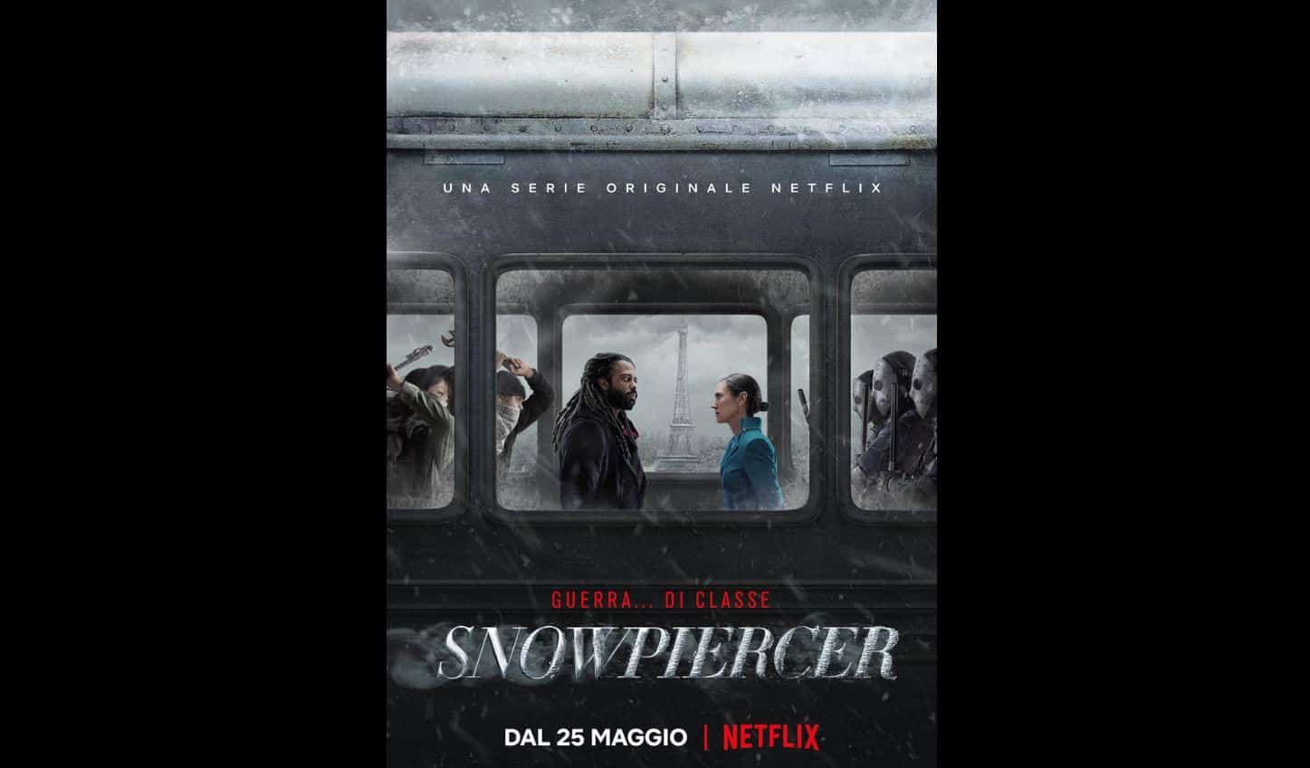 Snowpiercer arriva su Netflix: tutto quello che c'è da sapere sulla serie