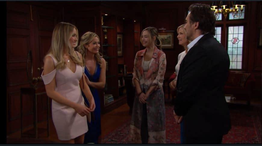 Beautiful anticipazioni: Wyatt lascia Sally? Thomas bacia Hope