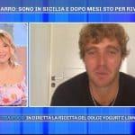 Eleonora Giorgi crede che Clizia sia simile a lei: è amore t