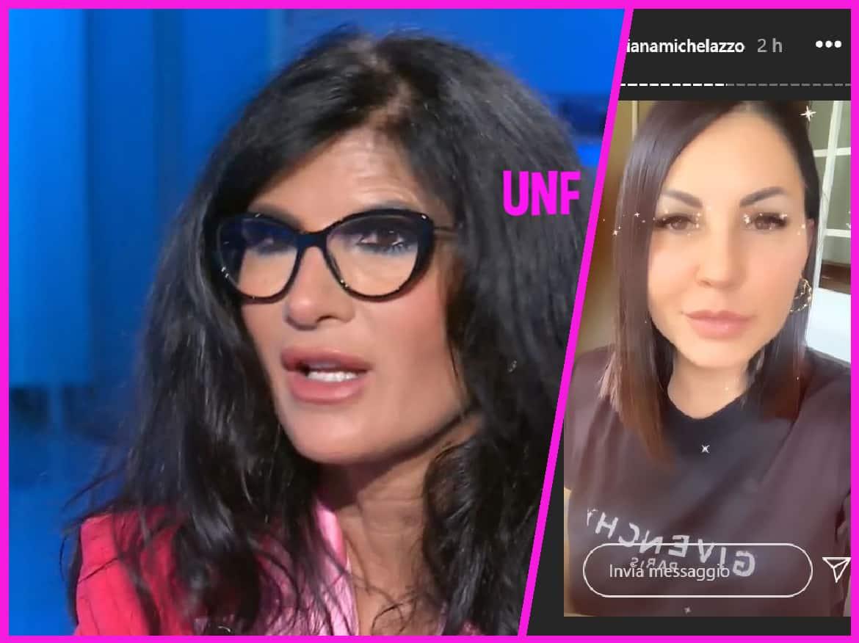"""Eliana Michelazzo replica a Pamela Prati: """"Bugiarda, quando parli di me devi sciacquarti la bocca"""""""