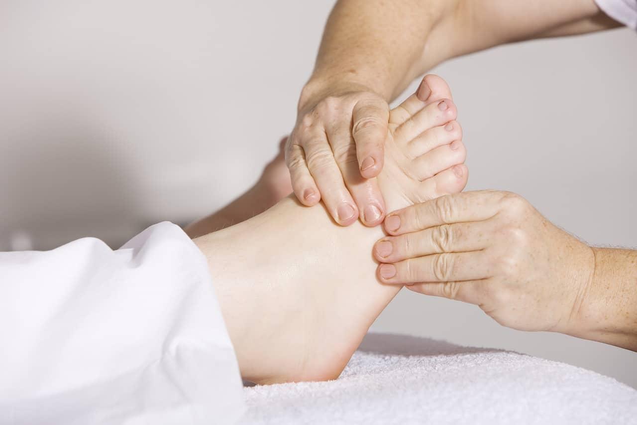 Dolore al piede: attenzione alla postura