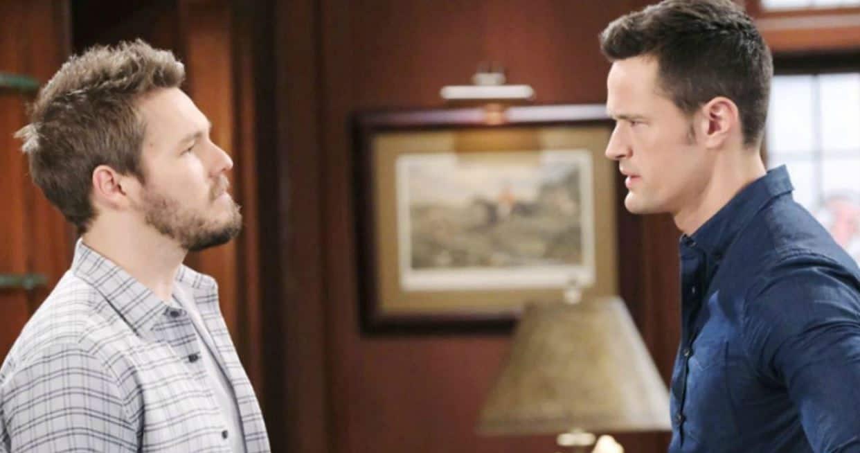 Beautiful anticipazioni: Liam e Thomas inizia la guerra