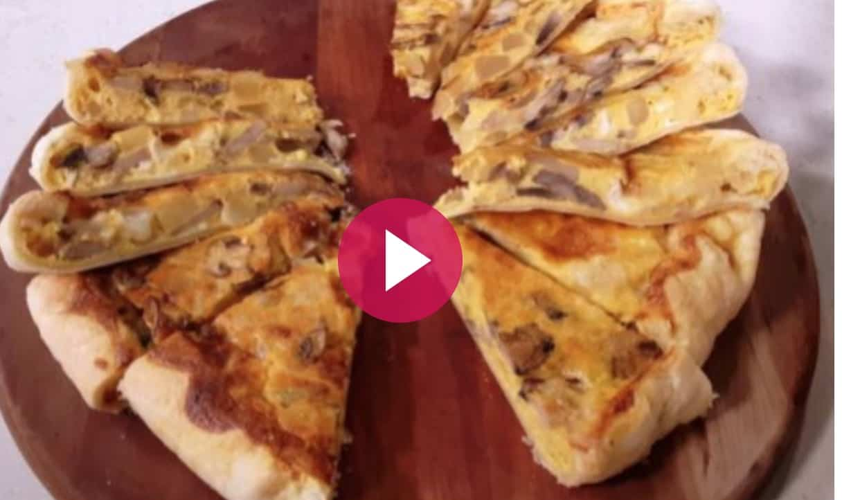 Torta salata golosona la ricetta di Cotto e Mangiato