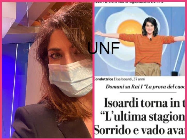 Elisa Isoardi: Lega in calo nei sondaggi? ''Mi dispiace, saranno gli occhiali''