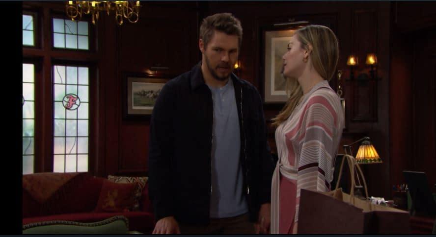 Beautiful anticipazioni: Hope e Liam questa volta fermano Thomas ma il giovane non si arrende