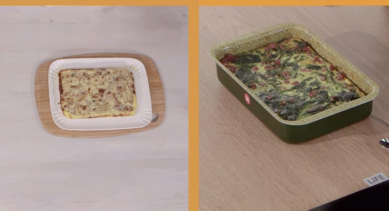 Lo sformato di patate e finocchiona di Anna Moroni, Ricette all'italiana