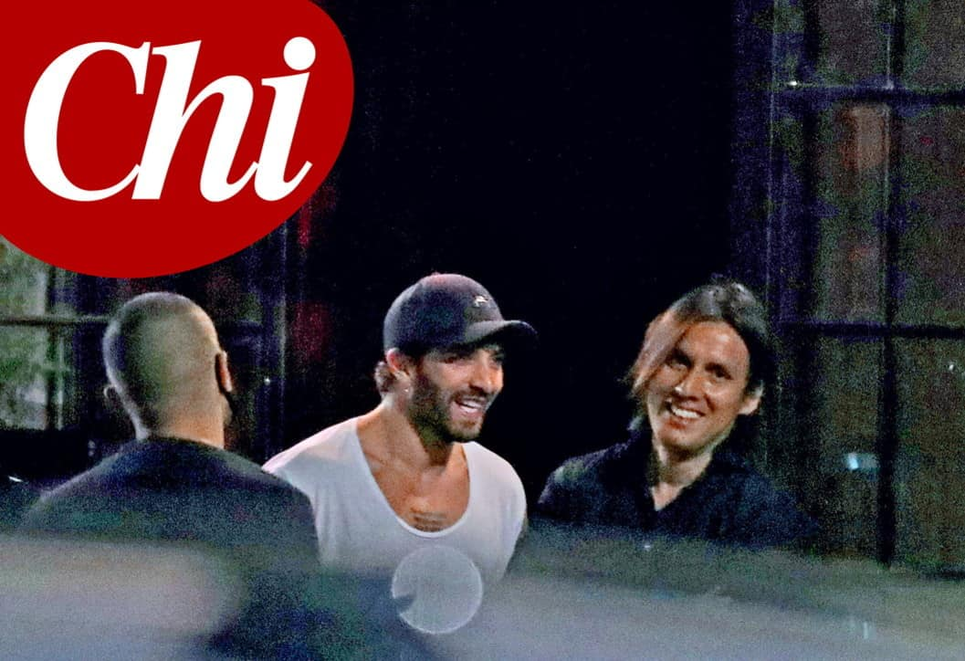 Belen Rodriguez rivede Andrea Iannone mentre Stefano è a Napoli: per la rivista Chi è crisi